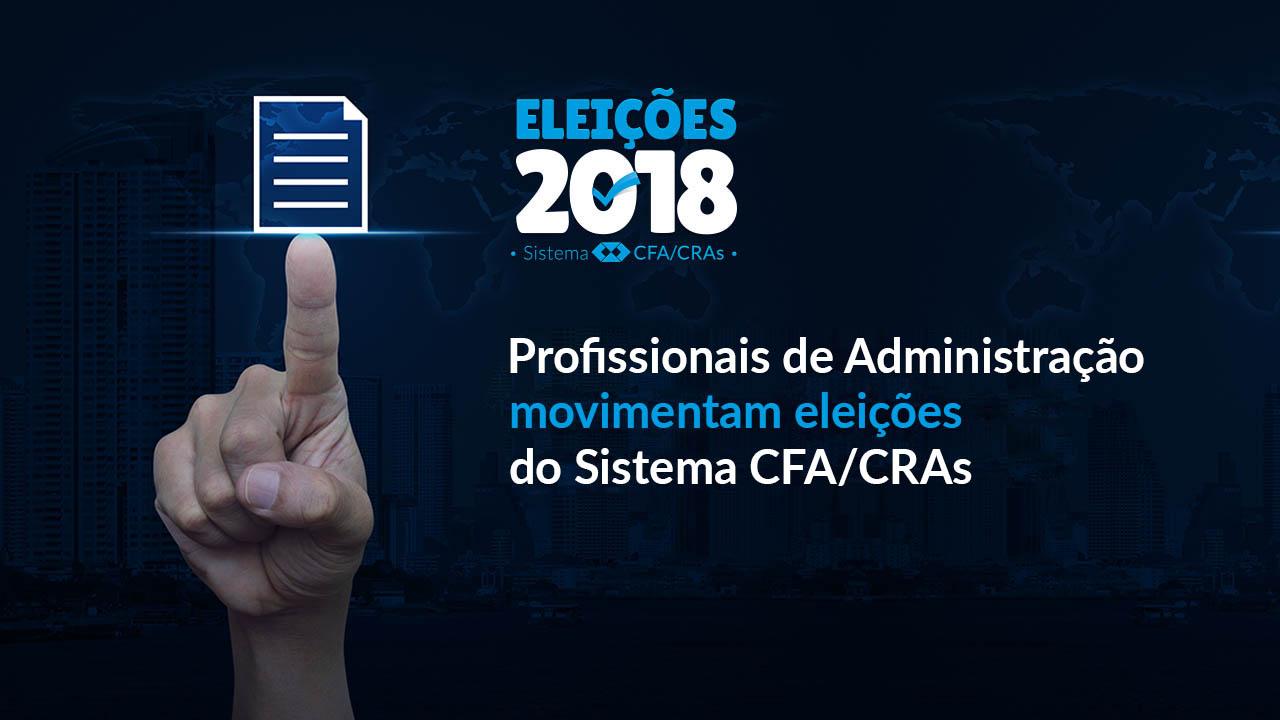 Conselho Regional de Administração elege novos conselheiros