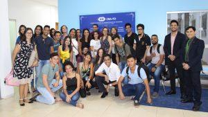 Read more about the article CRA Tocantins recebe futuros administradores durante visita à sede do conselho