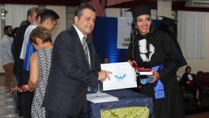 CRA-TO participa de colações de grau das faculdades, UFT, Ulbra e Católica