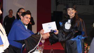 Presidente do CRA-TO participa de colação de grau no ITPAC em Araguaína