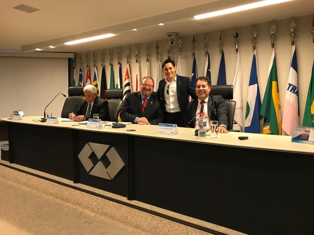 Em Brasília, Presidente do CRA aprimora conhecimentos sobre o Sifa