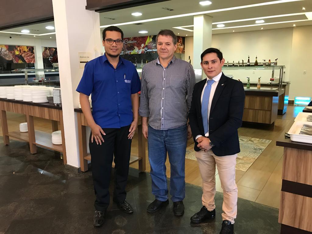 CRA-TO fecha convênio com a Churrascaria Portal do Sul