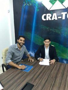 CRA firma parceria com Tudy Vieira – Orientação para Resultados