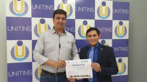 CRA e UNITINS firmam parceria para a realização do Fórum Internacional de Administração