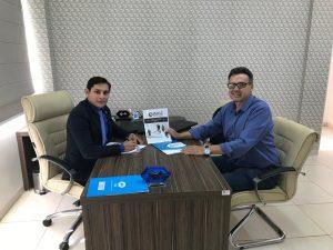 CRA firma convênio com INAC