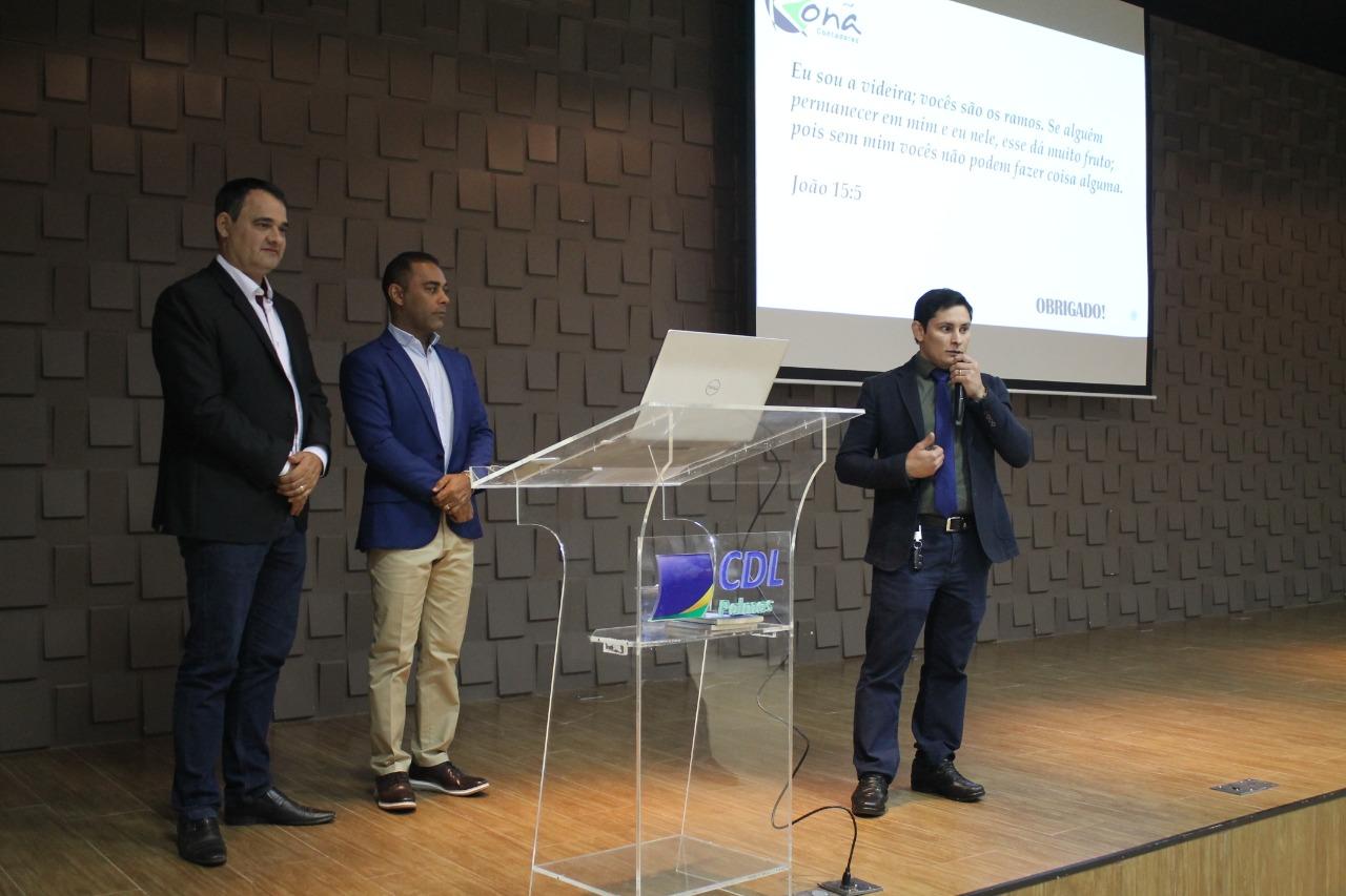 CRA-TO e CDL Palmas firmam convênio para o FIA 2019