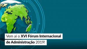 FIA 2019 vai contar com palestrantes e painelistas de seis países