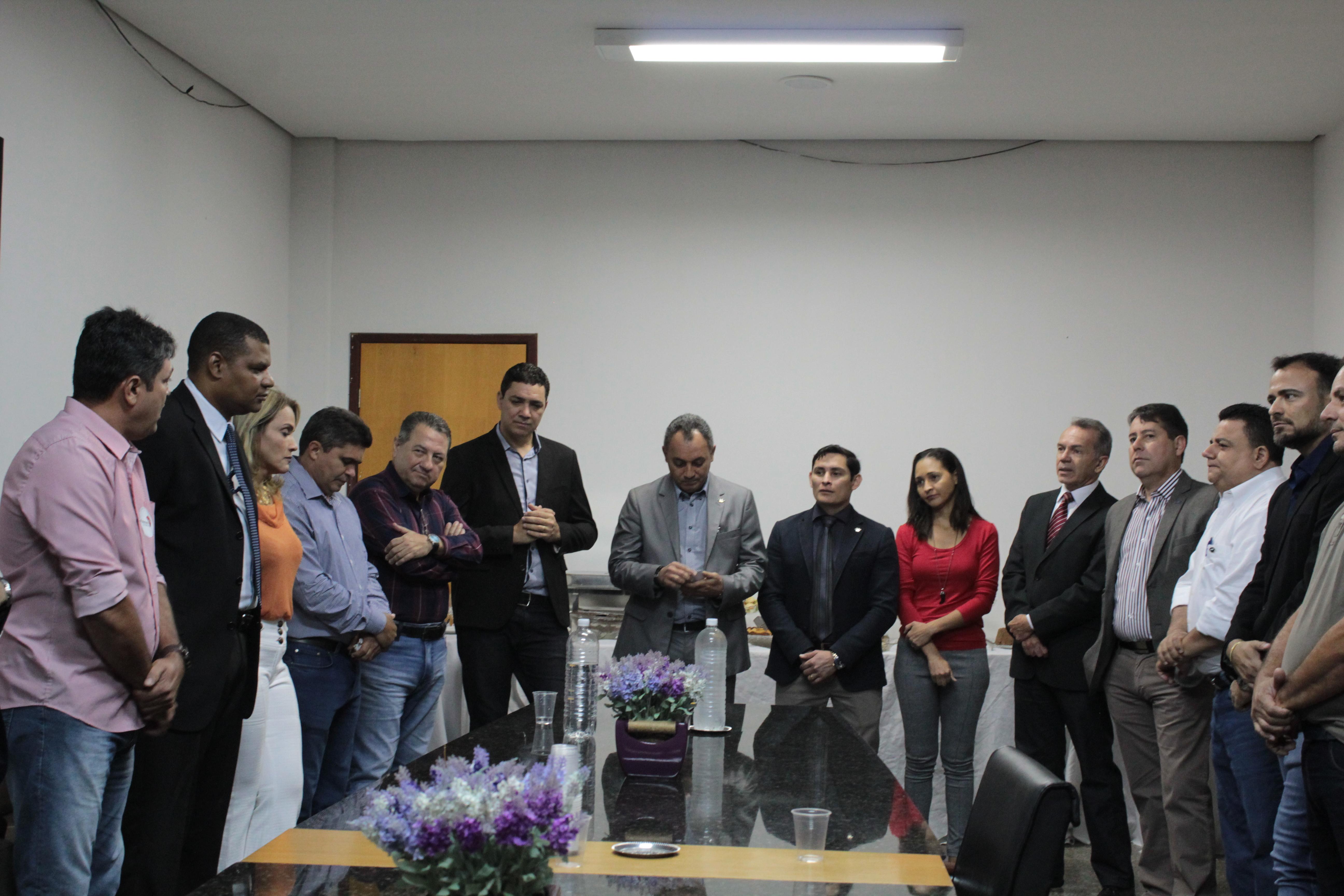 Read more about the article Dia do Administrador é comemorado na Câmara Municipal de Palmas