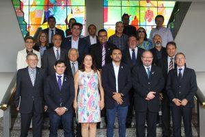 CRA participa de reunião com Governador
