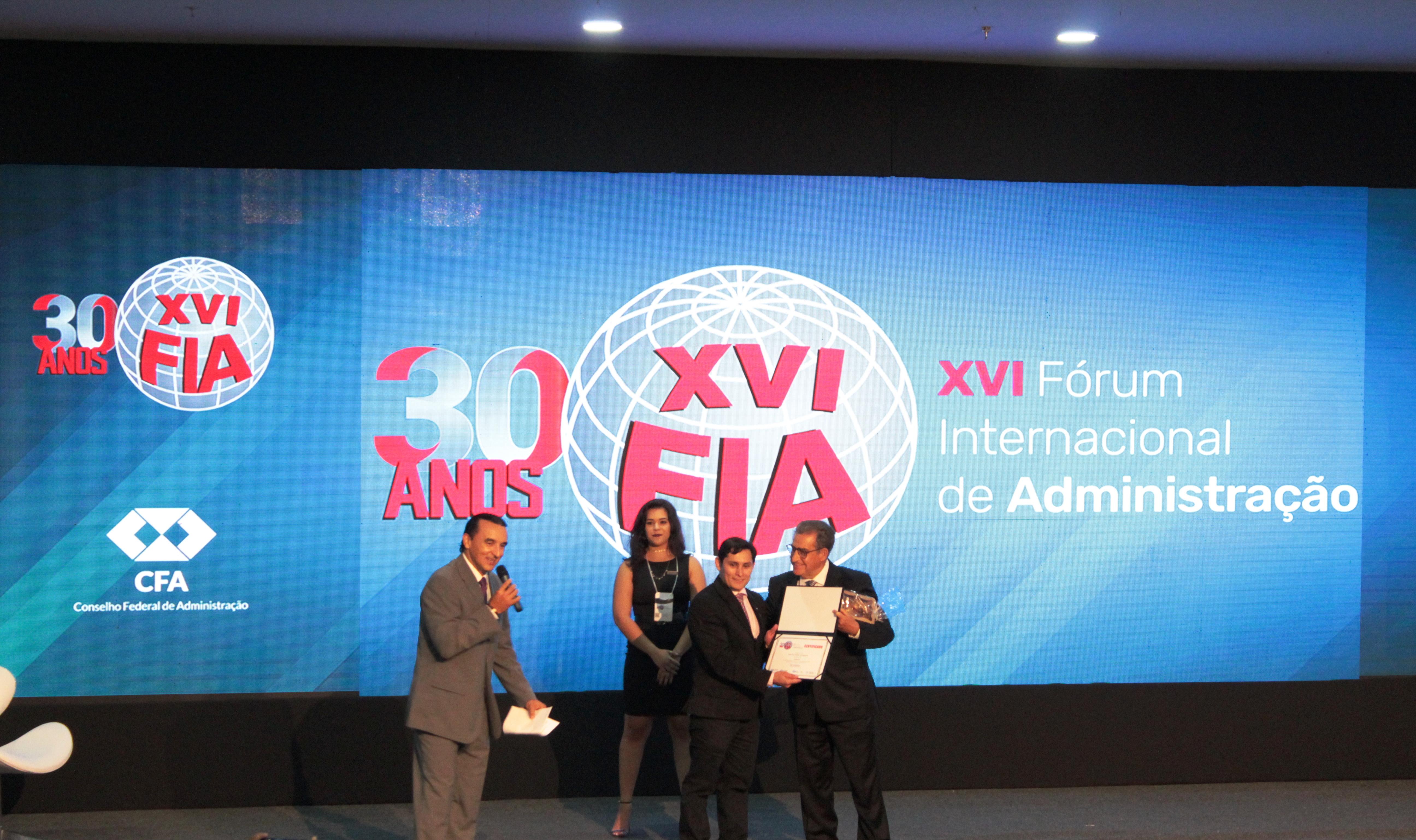 Novo papel do administrador é destaque durante o Fórum Internacional de Administração