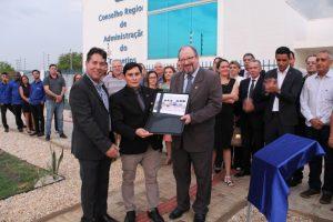Conselho Regional de Administração entrega uma das principais conquistas da atual gestão