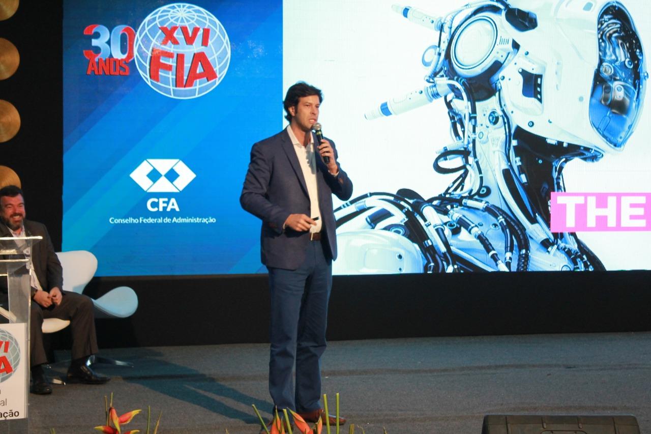 Segunda noite do FIA traz inovações tecnológicas para os administradores