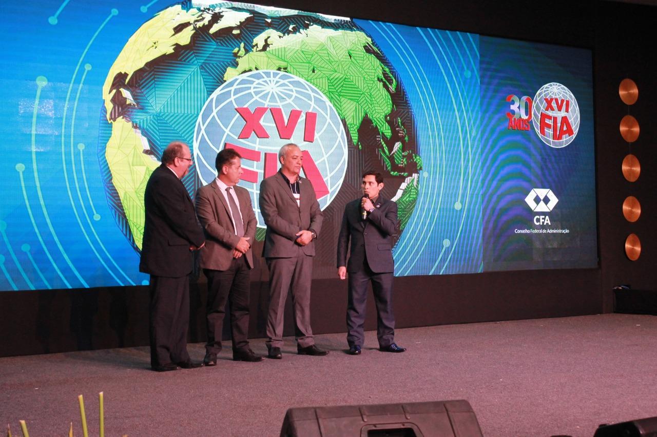 Última noite do FIA tem palestra do CFA e premiação do Conselho Regional de Administração