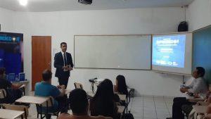 Read more about the article Livro Estudo do Perfil Empreendedor é lançado em evento para alunos da Fasec