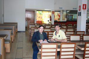 CRA-TO renova convênio com o Restaurante Grill