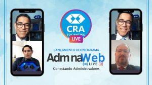 """CRA-TO lança o programa """"Adm na Web"""""""