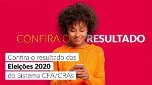 Confira o resultado das Eleições 2020 do Sistema CFA/CRAs
