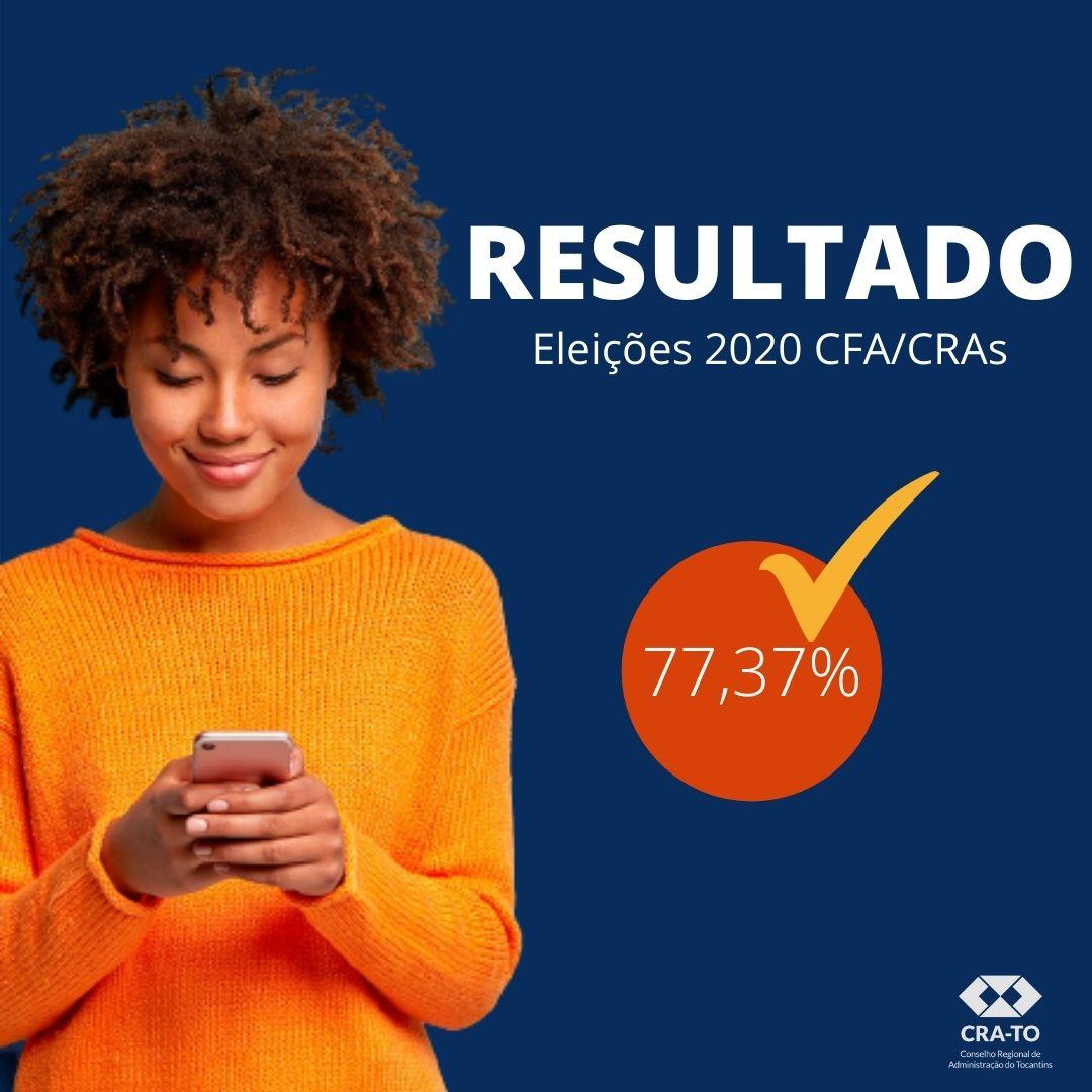 Administradores de todo o Brasil elegeram um terço do corpo de conselheiros regionais e federais