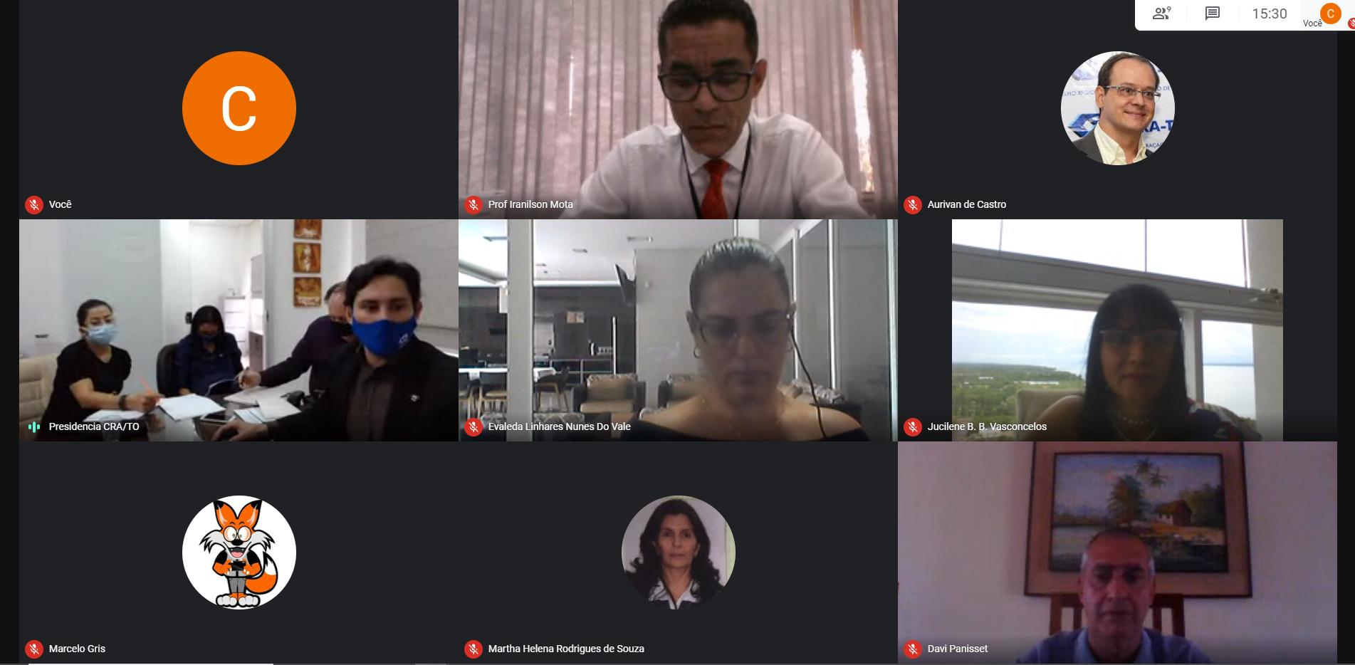 You are currently viewing CRA-TO realiza sessão plenária extraordinária por videoconferência