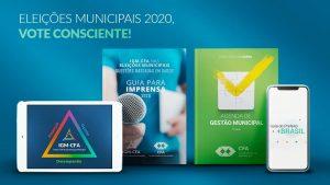 NOTÍCIA CFA – CFA lança campanha para nortear escolhas dos eleitores