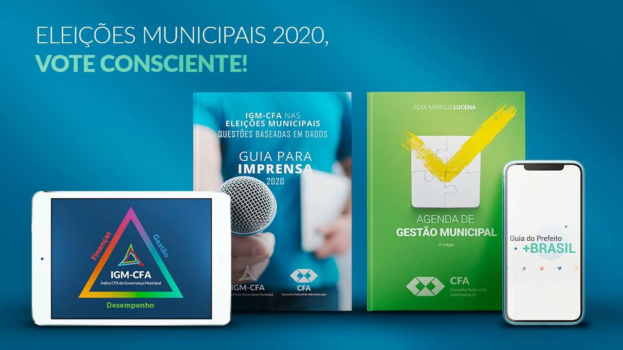 You are currently viewing NOTÍCIA CFA – CFA lança campanha para nortear escolhas dos eleitores