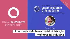 Read more about the article Líder da Cerbras, Ana Lúcia, fala da força feminina na indústria