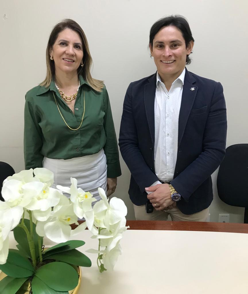 CRA-TO e Secad realizam reunião institucional com foco em ações de fortalecimento da Administração no Estado