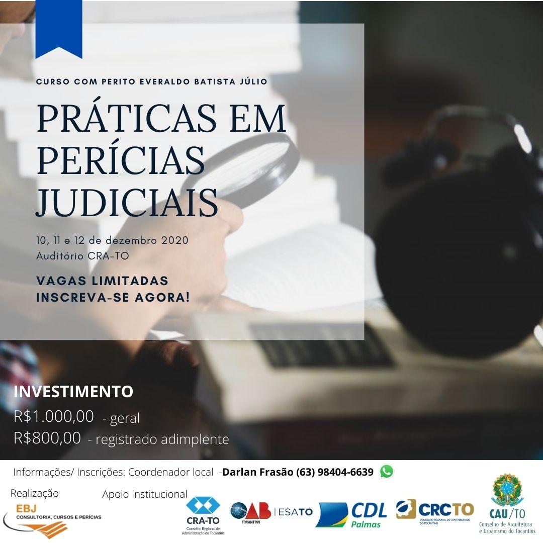 Últimaoportunidade para profissionais do Tocantins se qualificarem ainda este ano