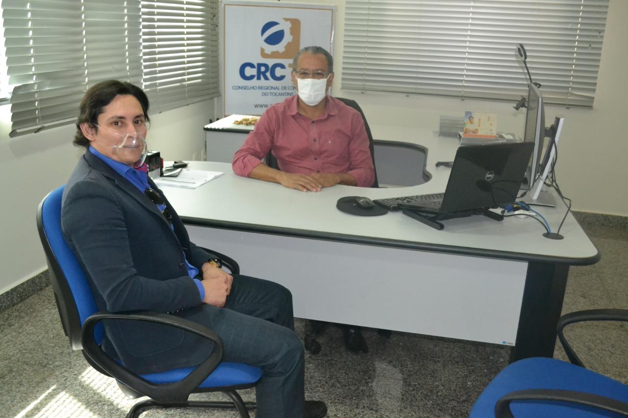 You are currently viewing CRA-TO e CRC Tocantins realizam parceria institucional que beneficia registrados da Entidade