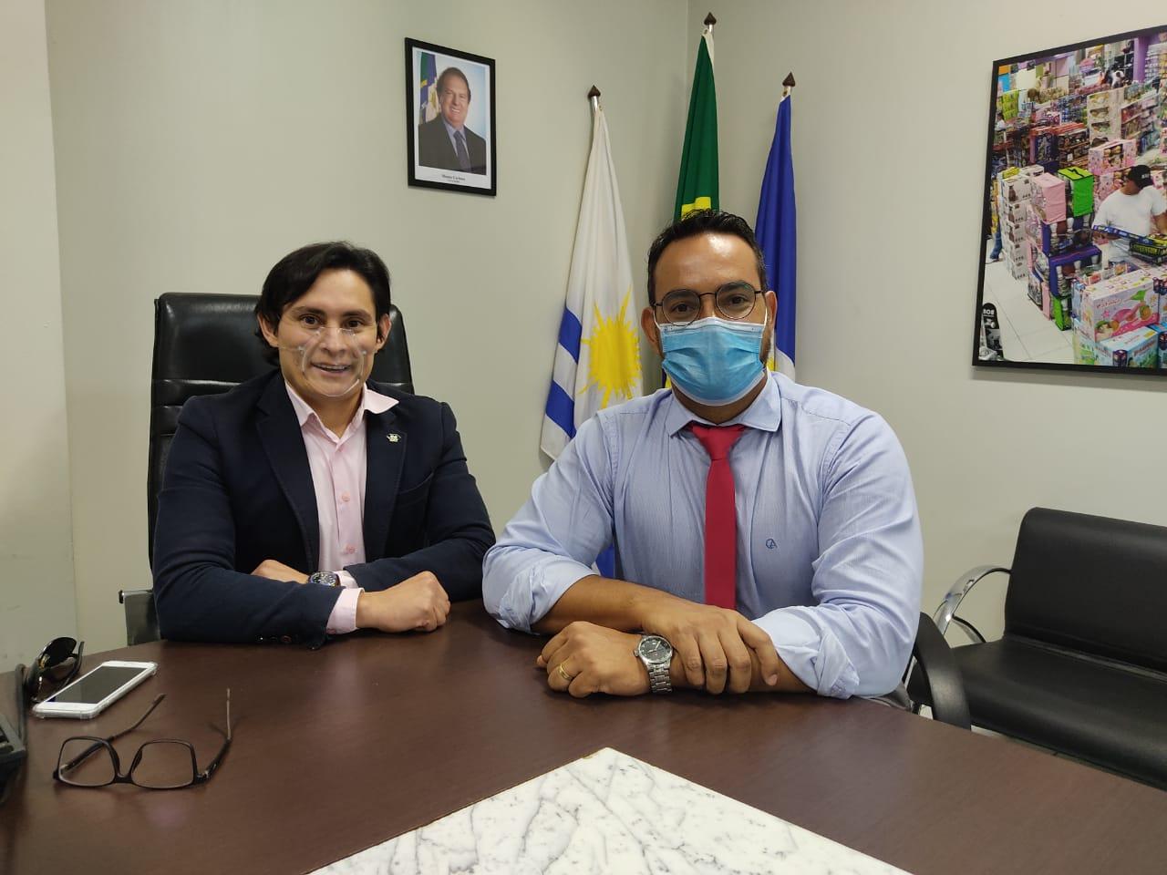CRA-TO e Secad realizam parceria institucional