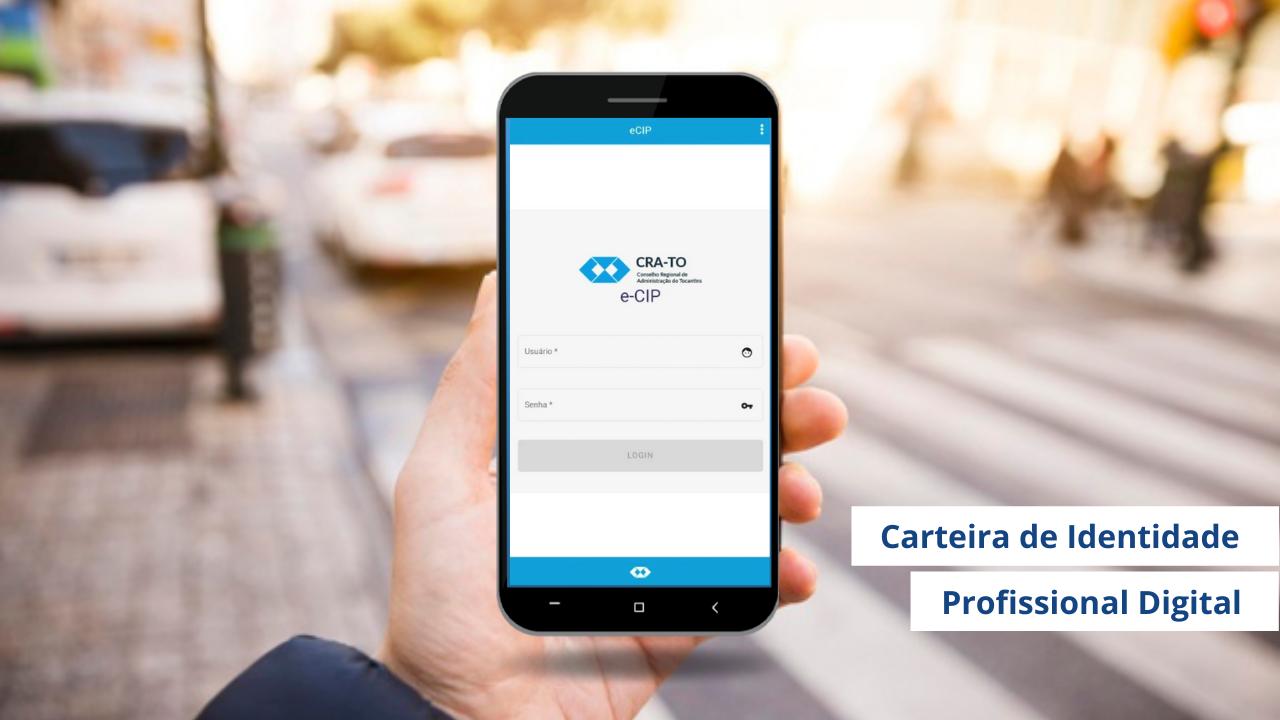 Read more about the article O CRA-TO acaba de lançar a Carteira de Identidade Profissional Digital – eCIP
