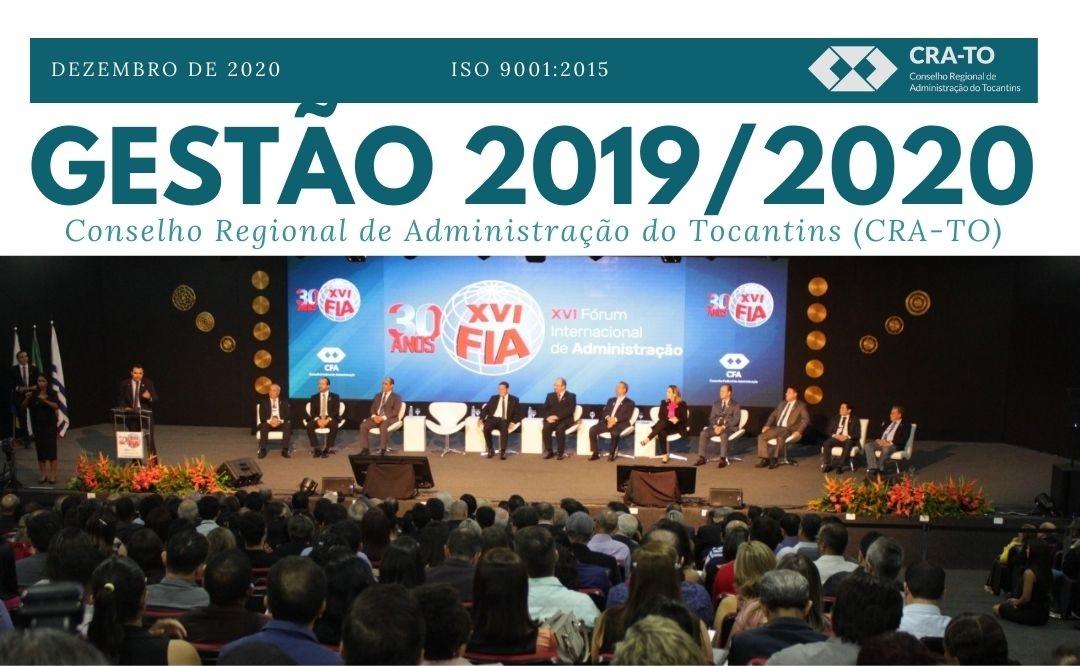 You are currently viewing Relatório da Gestão 2019/2020