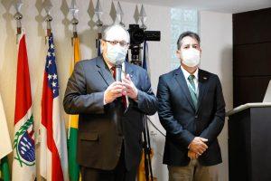 Read more about the article Adm. Prof. Iranilson parabeniza a reeleição da chapa Gestão Compartilhada