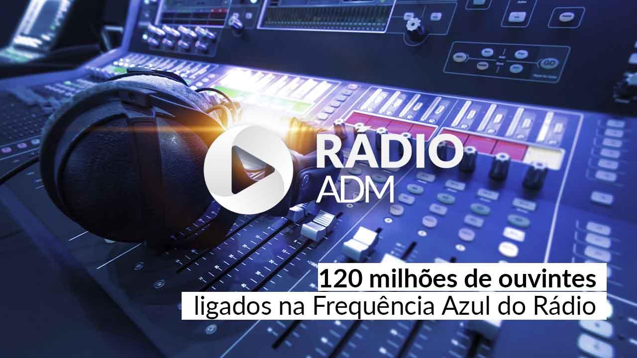 You are currently viewing Saldo positivo: Rádio ADM comemora a audiência alcançada em 2020