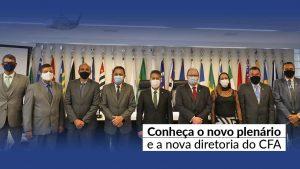 Read more about the article Mauro Kreuz é reeleito por unanimidade presidente do CFA