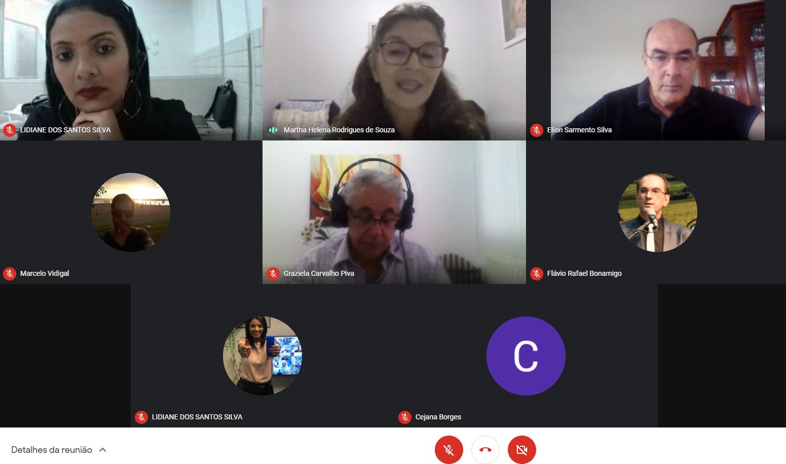 You are currently viewing Comissão de Assuntos Acadêmicos realiza a primeira reunião do ano