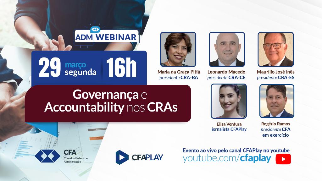 Webinar | Governança e Accountability