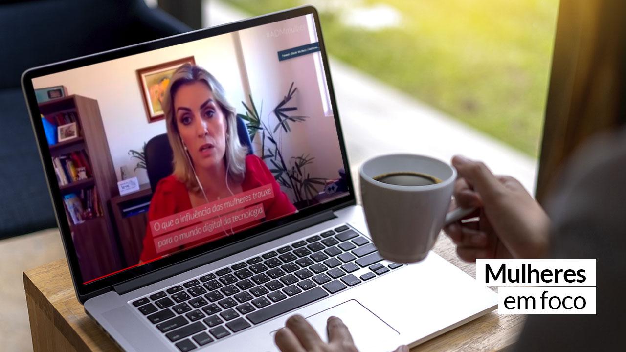 You are currently viewing CFA promove debate sobre a participação feminina no mundo digital