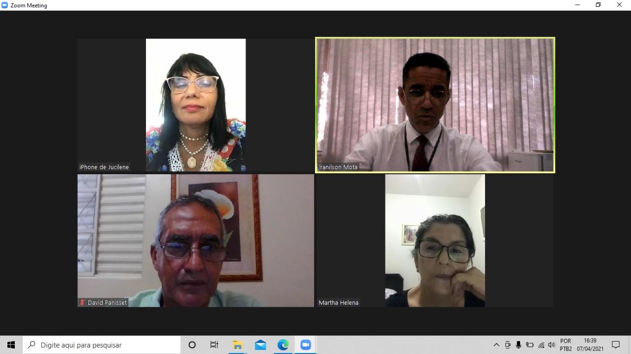 You are currently viewing Diretoria Executiva do CRA-TO se reúne para alinhamento de trabalho