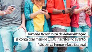 Read more about the article Após 6 dias de divulgação, evento do CFA alcança marca surpreendente de inscritos