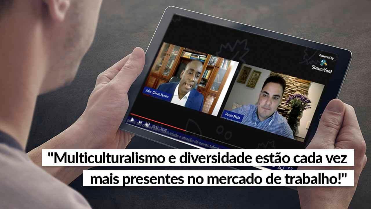 You are currently viewing Palestra do CFAPlay promove discussão sobre diversidade nas empresas