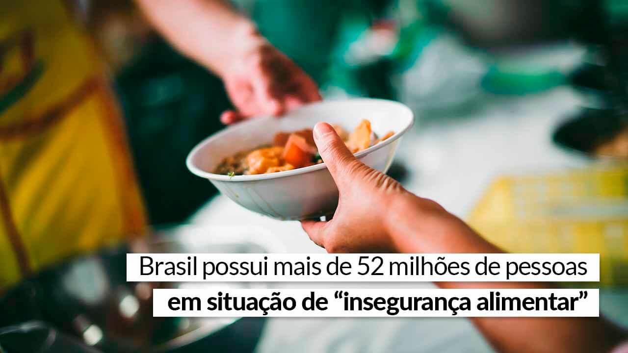 You are currently viewing Cenário brasileiro é marcado pelo contraste entre fome e desperdício