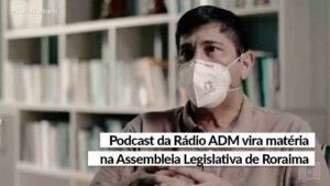 """Read more about the article """"Mente Saudável, Vida Equilibrada"""" vai ao ar semanalmente na Rádio ADM"""
