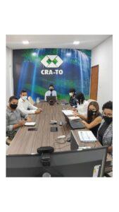 Read more about the article Conselheiros do CRA-TO reúnem-se para a 7º reunião plenária do ano