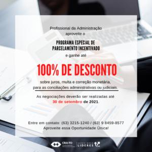 Read more about the article Programa Especial de  Parcelamento Incentivado – ganhe até 100% de desconto sobre juros, multa e correção monetária