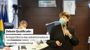 Read more about the article Para atuar no setor de condomínios a ética é indispensável, afirma especialista
