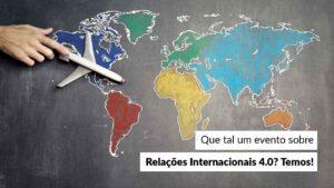 Read more about the article Conselheiras do CFA são convidadas para falar sobre Relações Internacionais 4.0